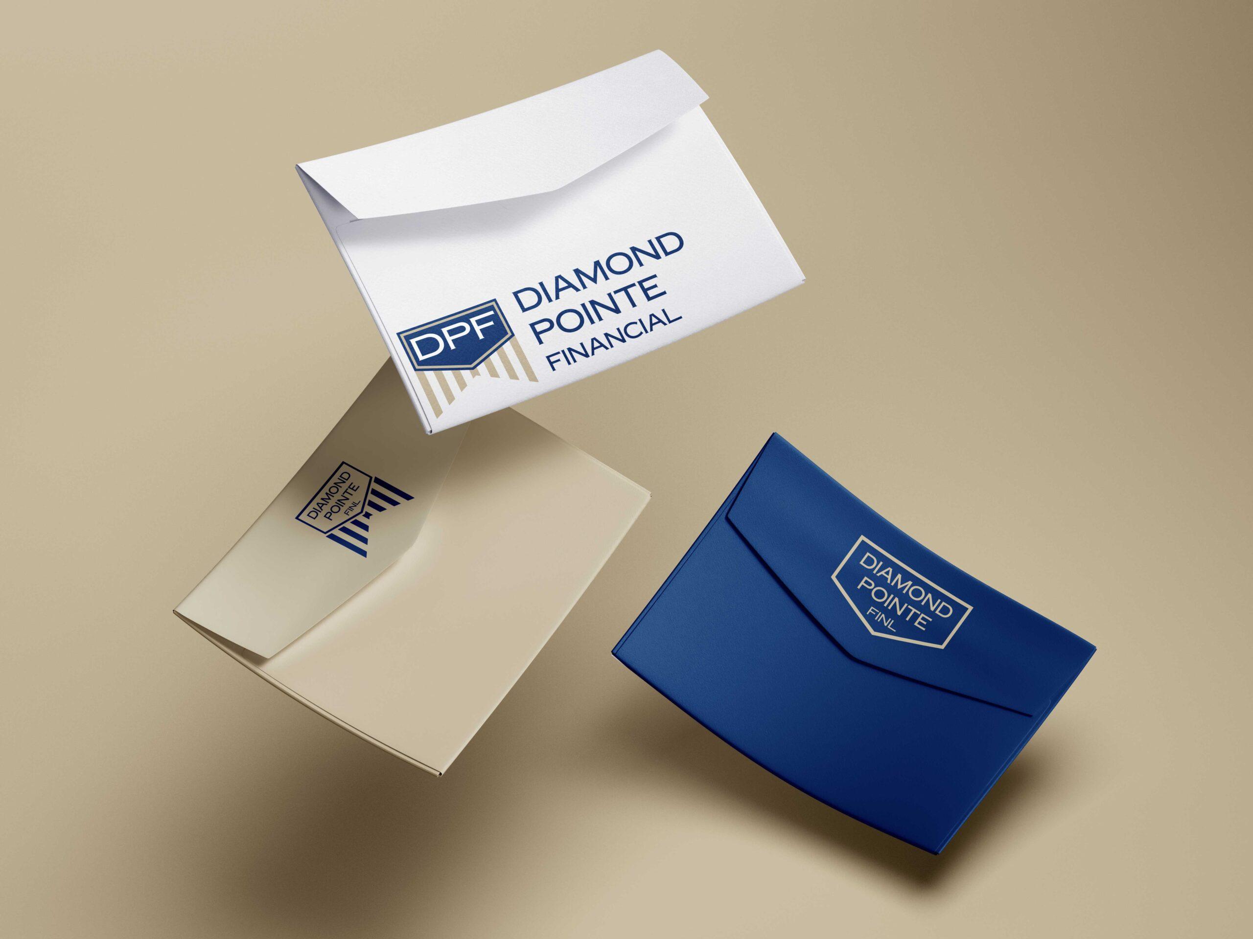 Diamond Pointe Financial Envelopes